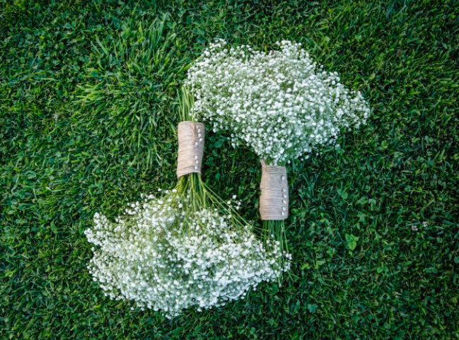 5 estilos de boda, 5 ramos