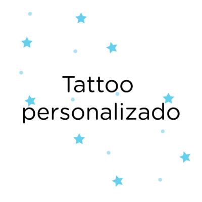 Tattoo personalizado